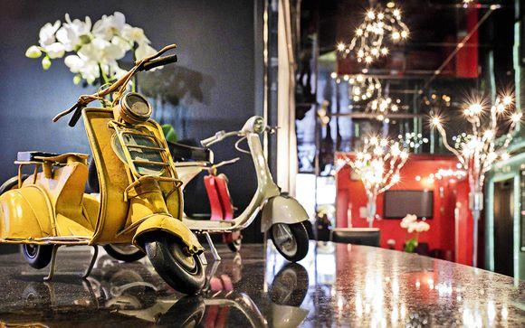 Hotel La Griffe Roma MGallery by Sofitel 5*