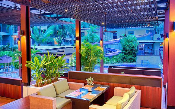 Novotel Phuket Surin Beach Resort 4*