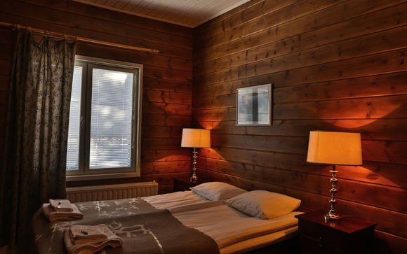 Oltre il circolo polare artico voyage priv fino a 70 for Sauna del cortile chiavi