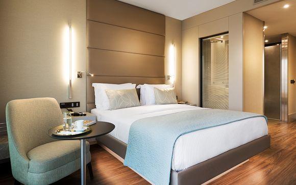 AC Hotel Istanbul Macka 4*