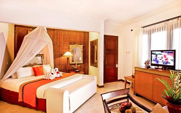 Ubud - The Mansion Baliwood Resort Hotel & Spa5*