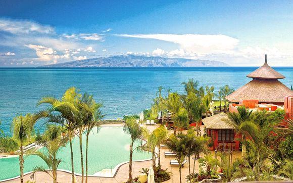 Hotel Ritz Carlton Abama Golf & Spa Resort 5*