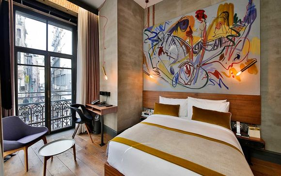 Hotel Occidental The Public 4*