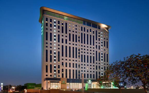L'Holiday Inn Dubai Festival City 4*