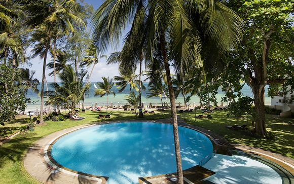Bamburi - Neptune Beach Resort 4*