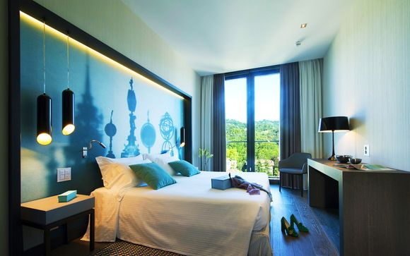 Duparc Contemporary Suites 4*