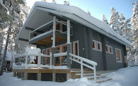 Finlandia d 39 autore voyage priv fino a 70 for Piccoli piani casa del sud del cottage