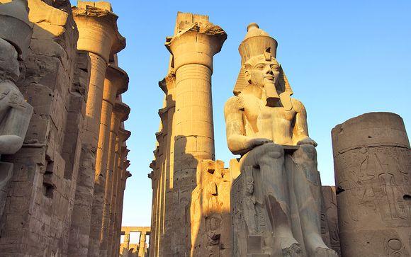 Crociera sul Nilo + Cairo