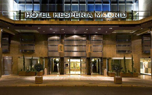 Hesperia Madrid 5*