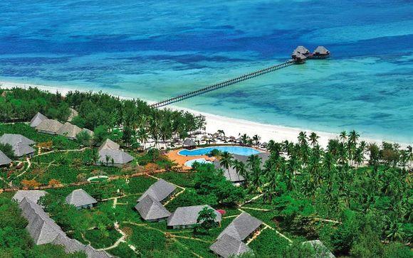 Relax da sogno in resort 5* sul mare