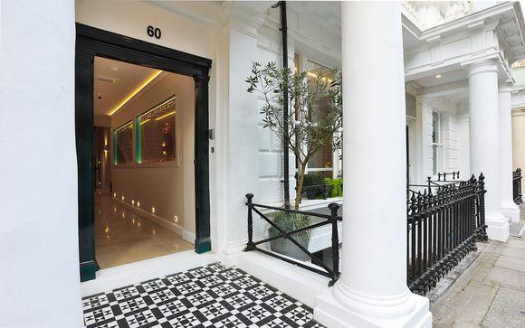 Il J Hotel London 4*