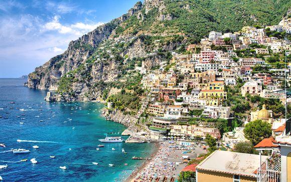 Itinerario minitour Campania 5 giorni / 4 notti - Partenze di Sabato