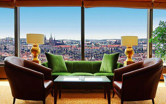 Hotel Corinthia Prague 5*