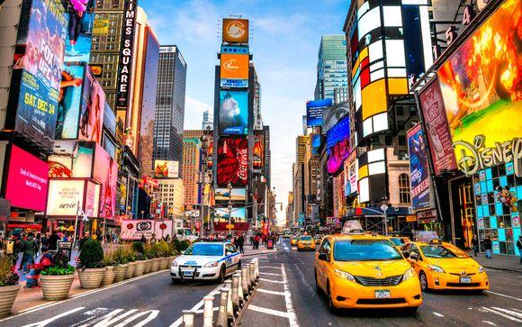 Moderno e centrale 4* a due passi da Times Square