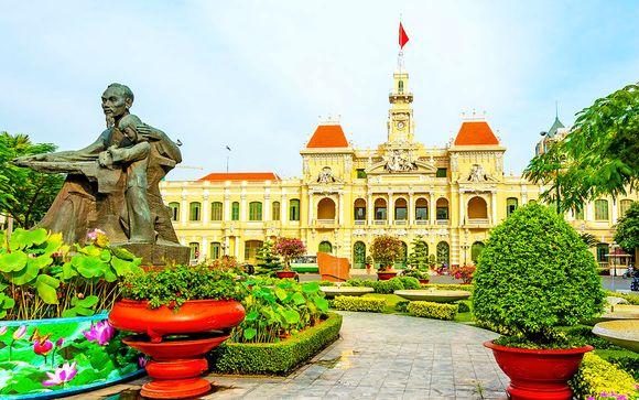 Itinerario estensione nel Vietnam del sud