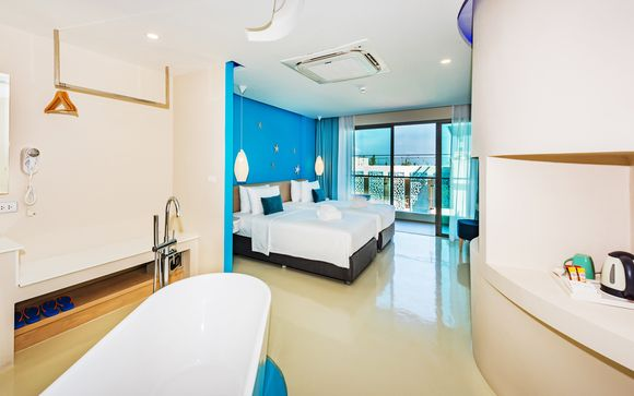 Phuket - The Tide Beachfront Siray 5*