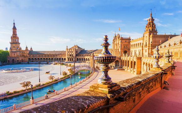 Paesaggi naturali e città d'arte in tour a 4*
