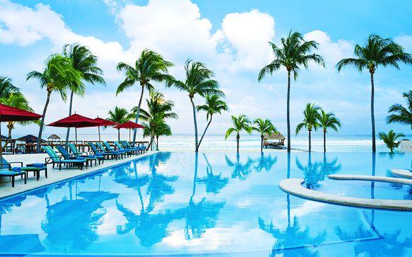 5* fronte spiaggia e tour tra i templi dello Yucatan