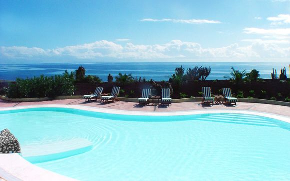 Intimo resort 4* a due passi dall'Oceano