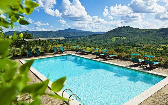 Relais Villa Monte Solare Wellness & Beauty 4*