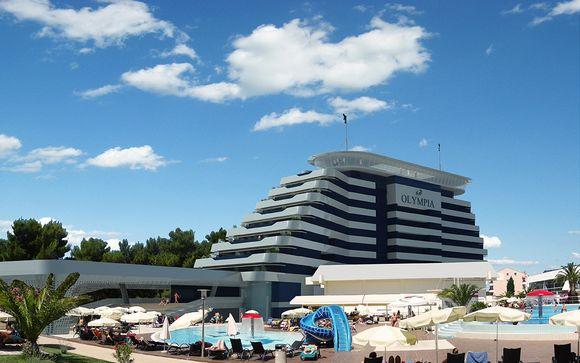 L'Hotel Olympia Sky 4*