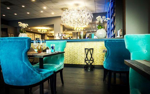 Thon Hotel Bristol Stephanie 4*