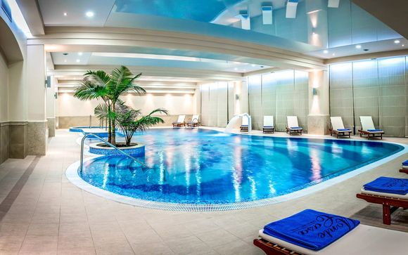 Monte Casa Spa & Wellness 4*