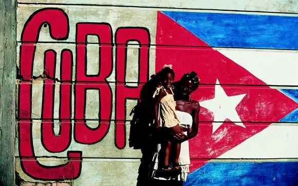 L'Avana in Casa Particular + Valentìn Perla Blanca 5* a Cayo S.ta Maria