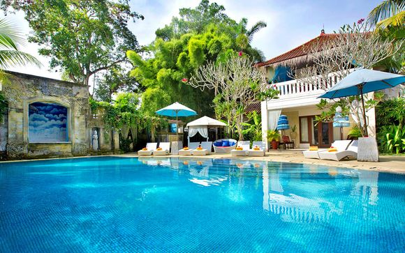 Ubud - The Mansion Baliwood Resort Hotel & Spa5*