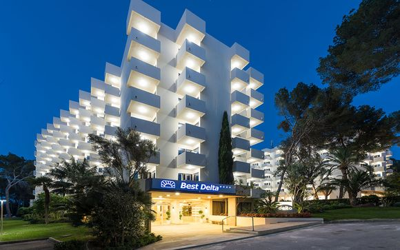 L'Hotel Best Delta 4*