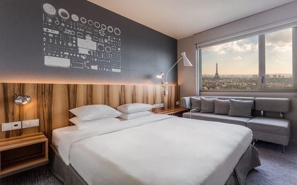 Hyatt Regency Paris Etoile 4*