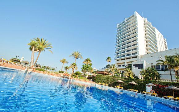 Hotel Estival Torrequebrada 4*
