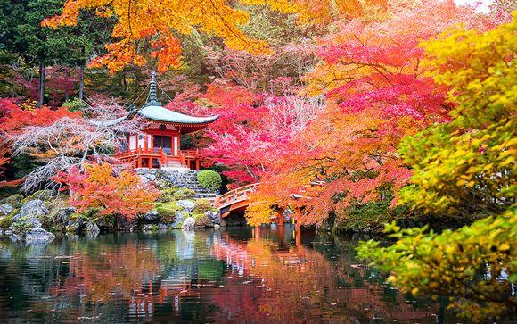 Il vostro viaggio in Giappone