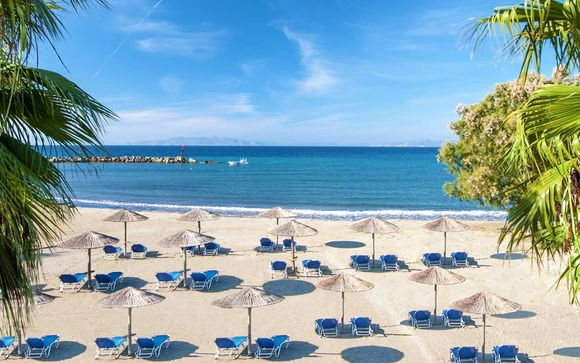 Moderno Resort All Inclusive affacciato sul Mar Egeo