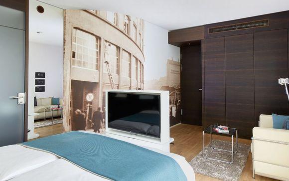 Il Living Hotel Das Viktualienmarkt 4*