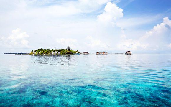 Il Gangehi Island Resort 4*S