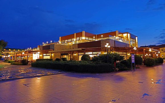 Gypsophila Holiday Village 4*