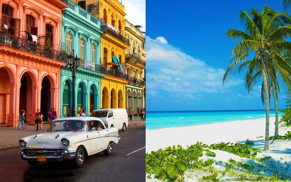 Casa particulares a L'Avana, Cienfuegos, Trinidad, S.ta Clara + Golden Tulip Cayo S.ta Maria 5*