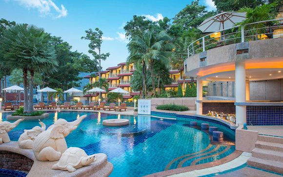 Phuket - Chanalai Flora Resort 4*