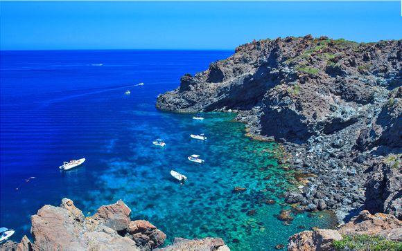 Esperienza di viaggio Pantelleria con escursioni