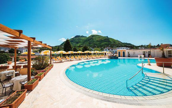 Hotel Palazzo Salgar Napoli 4* + Hotel Parco delle Agavi Ischia 4*
