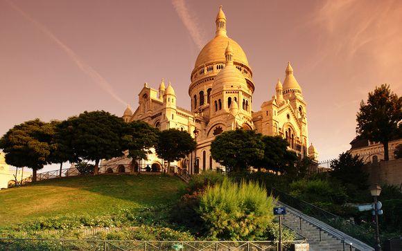 Scoprite Parigi