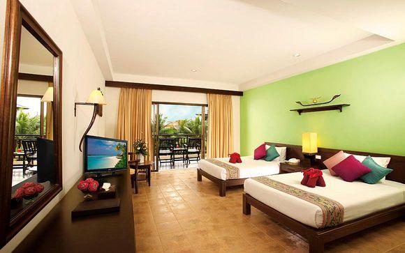 Krabi - Krabi La Playa Resort 4*