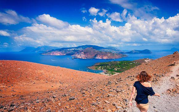 Tour Isole Eolie da Lipari