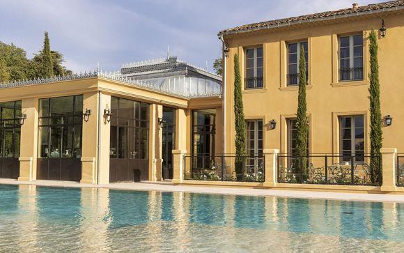 Villa Saint Ange