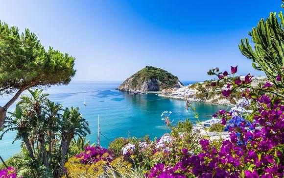 Ischia experience - Terme, gita in barca e noleggio scooter o auto