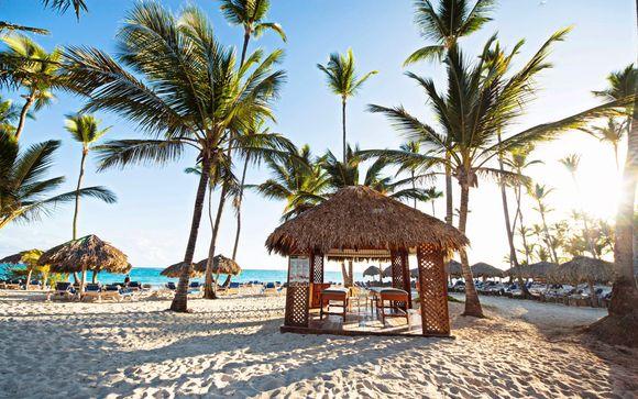 All Inclusive in resort 5* sulla paradisiaca Playa El Cortesito