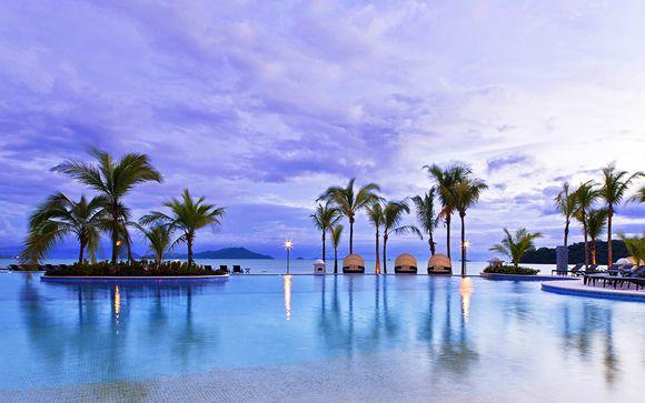 All Inclusive in resort 5* sulla costa Pacifica