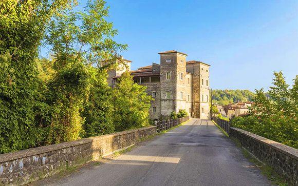 Luxury Resort 4* & spa privata in castello del 1600
