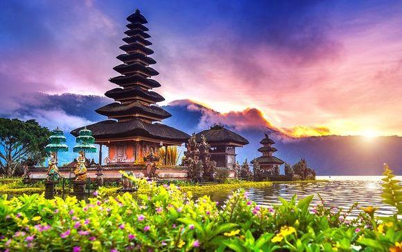 Atta Mesari Resort & Spa 4* + Ayodya Resort Bali 5*